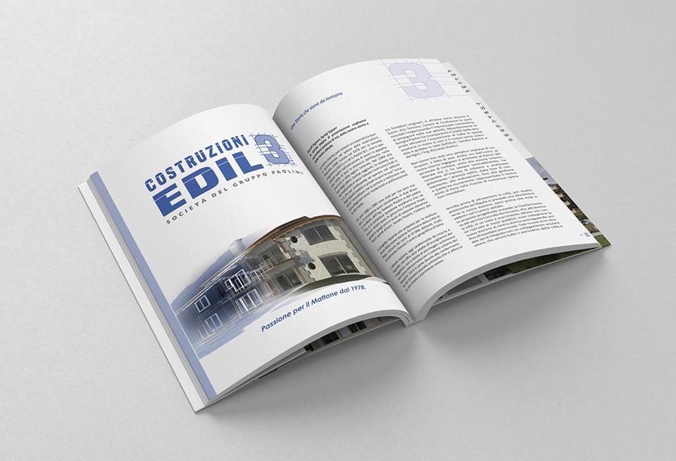 Brochure Aziendale Edil3 - by Dogma23