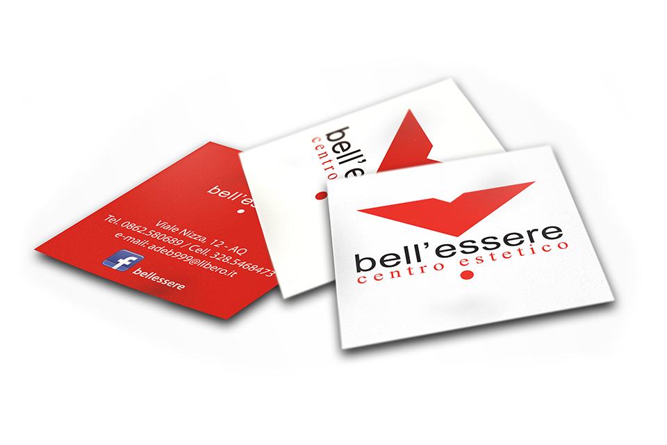 Bell'Essere - Biglietti da Visita