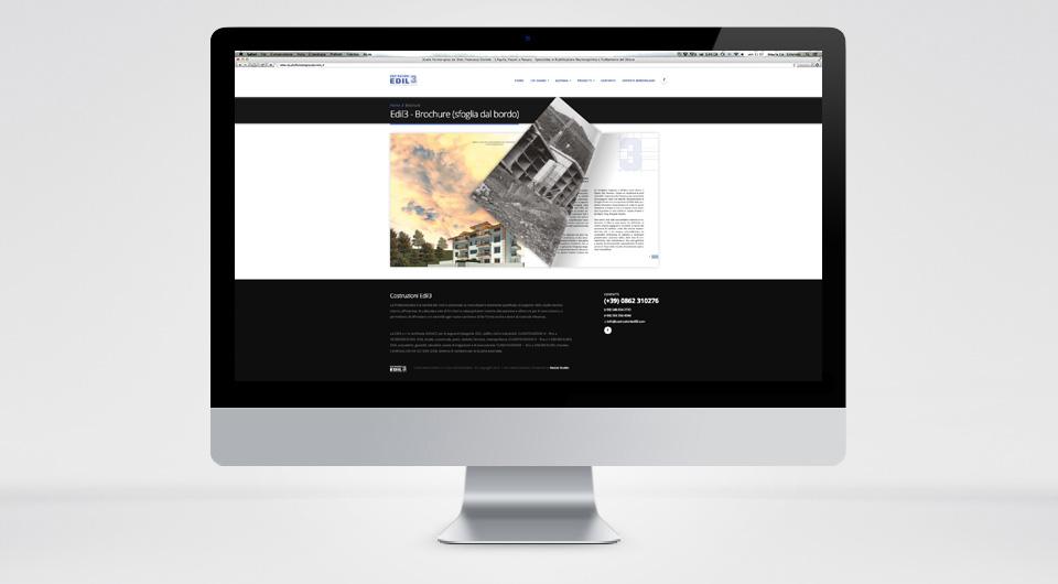 Creazione Siti Web L'Aquila - www.costruzioniedil3.com