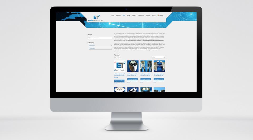 Eagle Technologies - E-Commerce