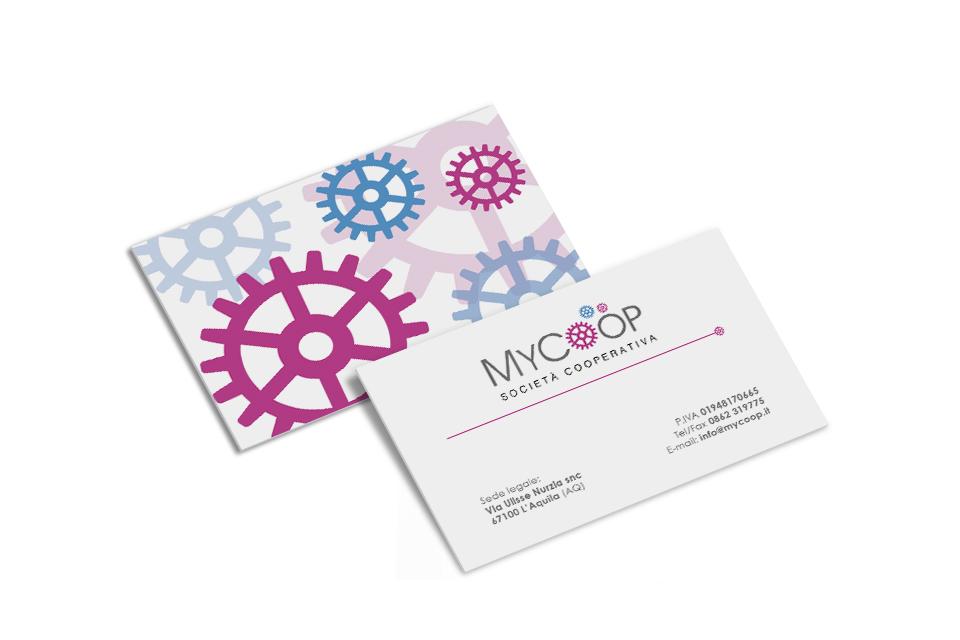 MyCoop - Biglietti da Visita
