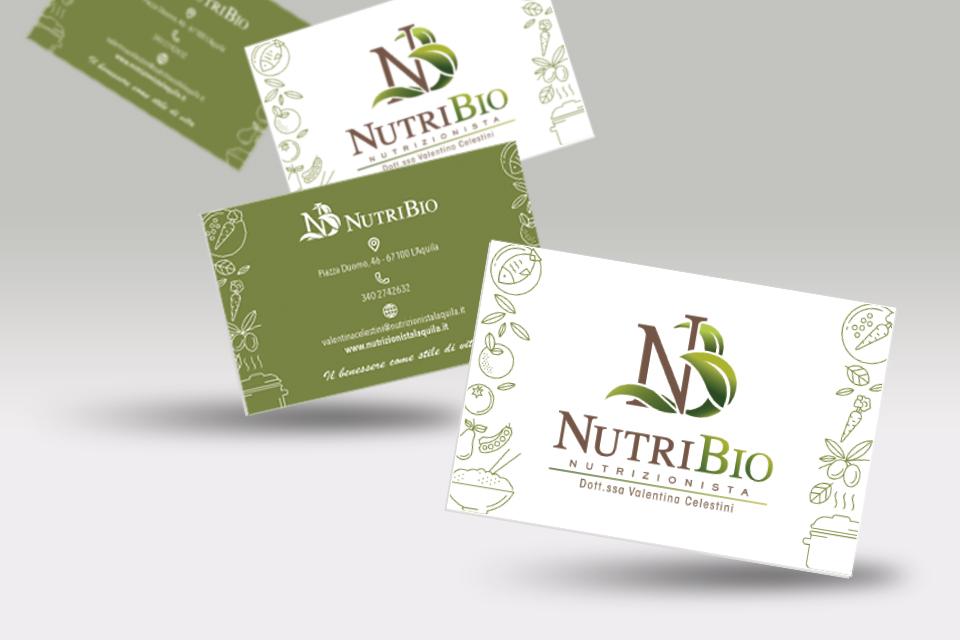 NutriBio - Biglietti da Visita