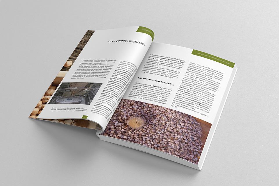 Libri e Grafica editoriale - CIA Volumi dispense Agricoltori