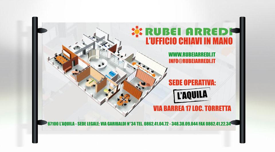 Ideazione Grafica e Stampa Manifesti 6X3 a L'Aquila - Dogma23