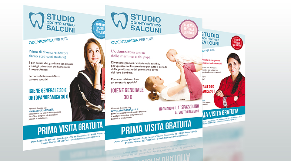 Dogma23 Locandine Volantini e Flyer Pubblicitari a L'Aquila
