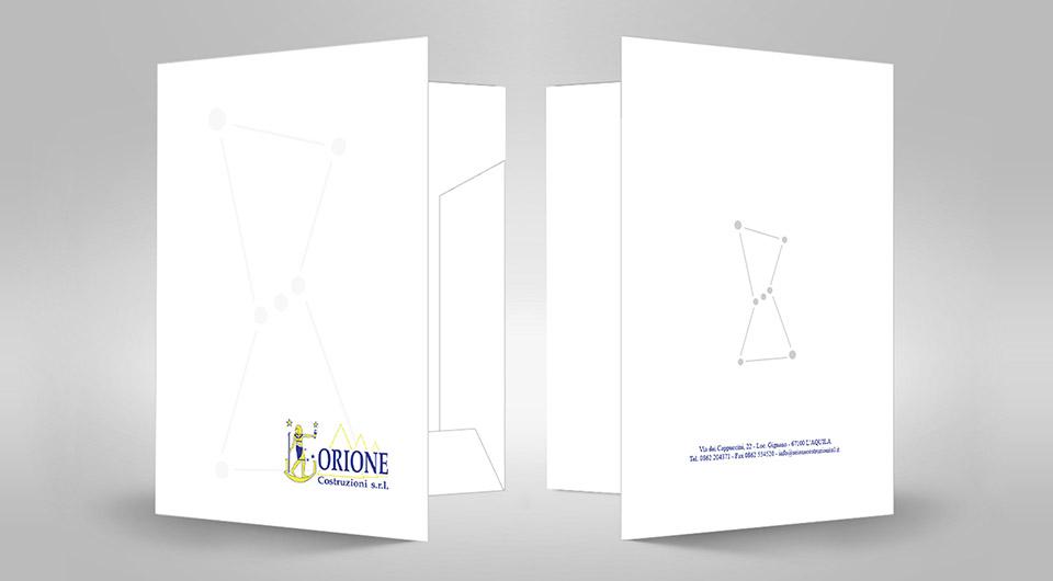 Stampa e Progettazione Cartelline Portadocumenti A4