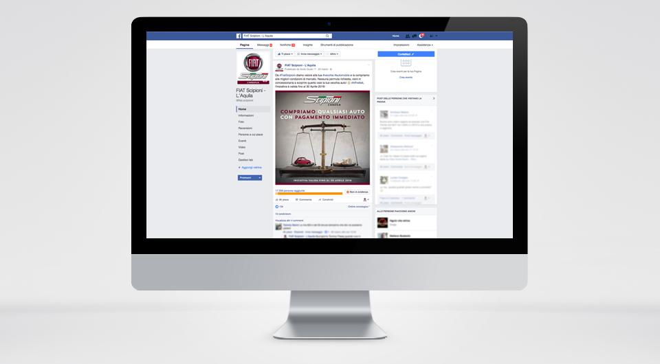 Web Marketing e Gestione Account Social