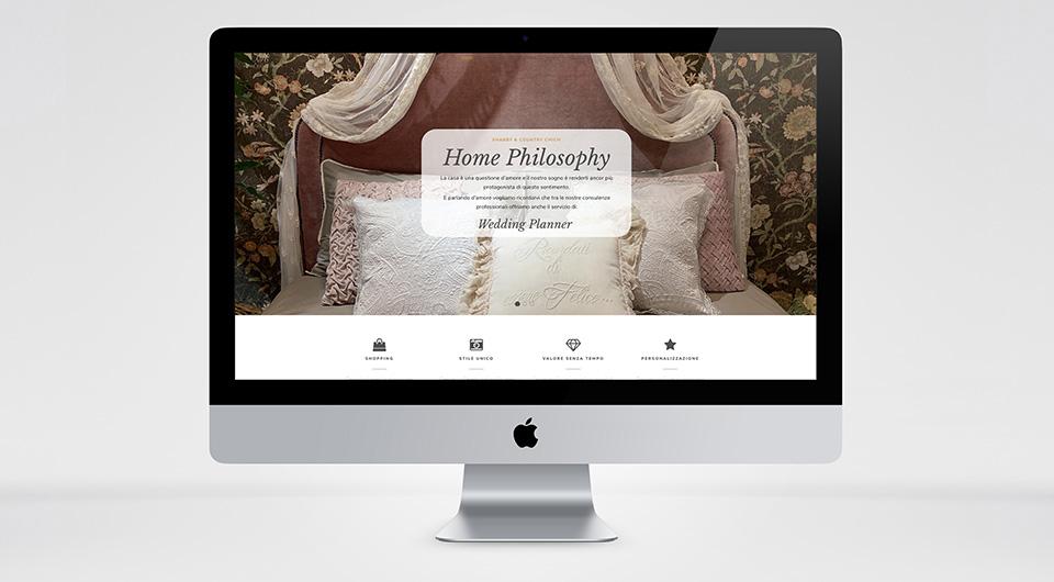 Home Philosophy - Realizzazione Siti Web L'Aquila