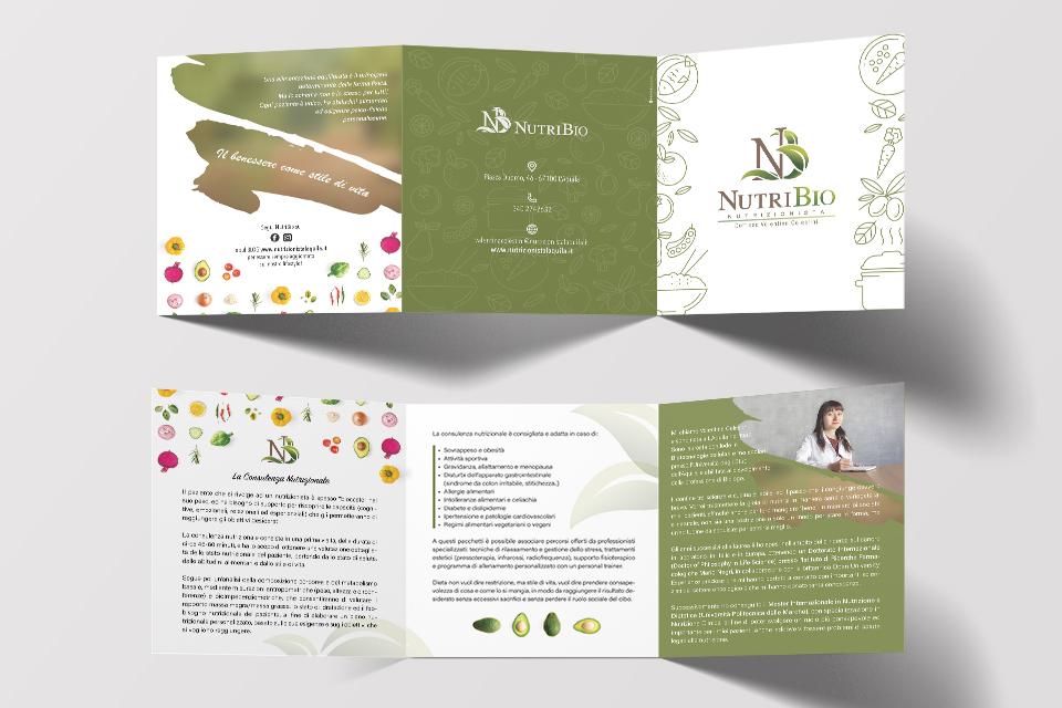 NutriBio - Pieghevole