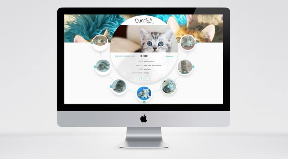 Realizzazione Siti Web L'Aquila - Agorà Artemide Allevamento