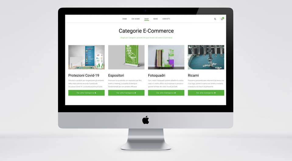 E-Commerce L'Aquila - Jollygraph