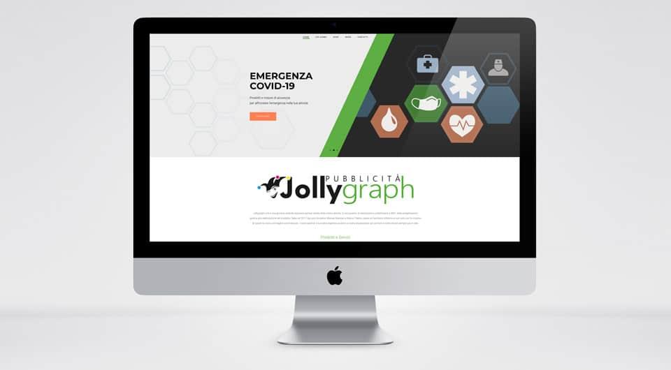 Creazione Siti Web L'Aquila - Jollygraph